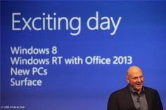 Windows 8 to officially kick off at 12:01 a.m. Friday