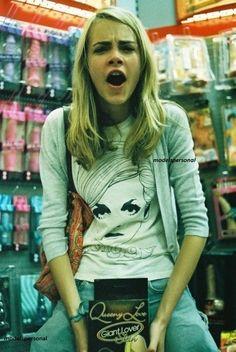 (1) cara delevingne | Tumblr
