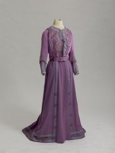 Suit of Dowager Empress Maria Feodorovna, 1908-10From the State...