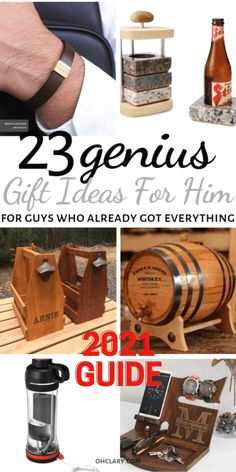 Unique Christmas gifts for men. What do you give a man who has everything? Well something unique that he never even thought of ofcourse! Check out this best gifts for men who have everything for some cool ideas for the Holidays! Birthday Present For Husband, Birthday Presents For Him, Valentines Gifts For Him, Presents For Men, Gifts For Husband, Brother Gifts, Unique Gifts For Girls, Romantic Gifts For Him, Surprise Gifts For Him
