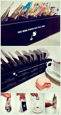Gaga tea