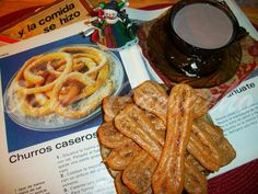 Cooking with love  !  : CHURROS DUKAN Churros, Dukan Diet Recipes, Pasta, French Toast, Bacon, Food And Drink, Cooking, Breakfast, Powdered Milk