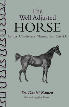 The Well Adjusted Horse: Equine Chiropractic Methods You Can Do by Daniel Kamen