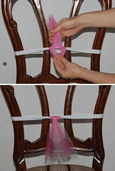 TuTu! if we ever have a little girl i want to make these.....    if you take one strand of the tulle and loop it through the same side that is holding it onto the elastic and tie a knot they won't fall off! I made one for my little girl and they kept falling off so I did that and now they stay!