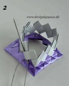 Lilla vase Straw Art, Diy Wallet, Candy Wrappers, Birch Bark, Weaving Art, Decoration, Origami, Recycling, Handmade