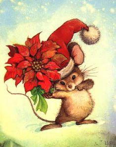 Für dich einen Weihnachtsstern!