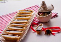 7gramas de ternura: Receitas Doces da Páscoa - Barquinhos de Doce de Ovos e Chocolate