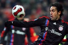 Luca Toni-- Bayern Munich