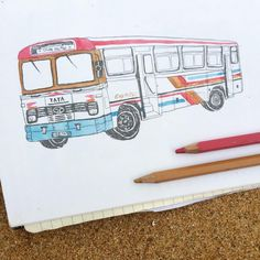 Sanny van Loon • Illustration Sketchbook | Sri Lanka | travel journal
