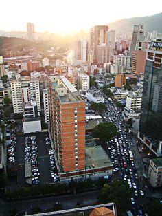 Caracas y su trafico!