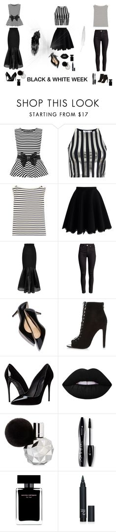 """""""Untitled #9"""" by famousdesigns ❤ liked on Polyvore featuring WearAll, Bundy & Webster, Yves Saint Laurent, Chicwish, River Island, Dolce&Gabbana, Lime Crime, Lancôme, Narciso Rodriguez and women's clothing"""