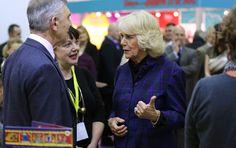 Camilla Parker Bowles - The London Book Fair