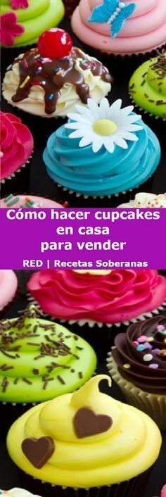 Cómo Hacer Cupcakes Caseros para Vender. #vender #fiesta #negocio #fiestas #fiestasinfantiles #fiestastematicas #bodas #cakes #cupcakes #vainilla #comohacer #perfect #postres #receta #recipe #casero #torta #tartas #pastel #nestlecocina #bizcocho #bizcochuelo #tasty #cocina #chocolate #pan #panes Si te gusta dinos HOLA y dale a Me Gusta MIREN