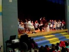 Bucket drumming idea...our awesome music teacher does this with almost 200 kids…