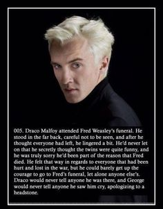 makes me love Draco even more