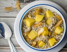 Tropical Oatmeal – Bring Your Best Bowl