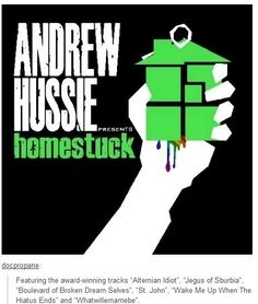 thank you for homestuck