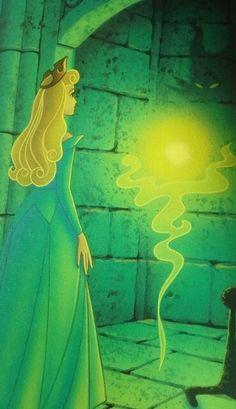 Sleeping Eerie Part in Disney History