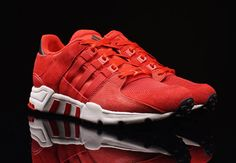 69ac19ab1593 adidas EQT Support  91 in Tonal Red - SneakerNews.com