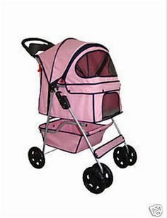 4 Wheels Pet's Stroller 14 color choices : Free Raincover Included http://house4pets.com/product/4-wheels-pets-stroller-14-color-choices/  #Pet's #Stroller #house4pets