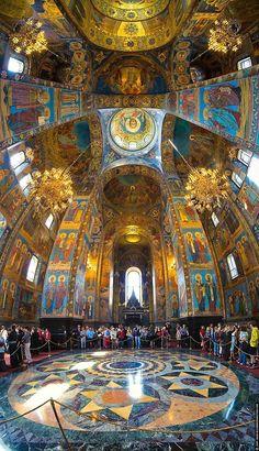 Church of the Savior On Spilled Blood | Church of the Resurrection (Savior on Spilled Blood) in St Petersburg