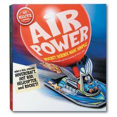 Air Power: Rocket Science Made Sample - MindWare.com
