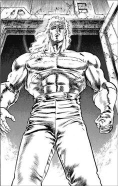 Rei, Fist of the North Star / Hokuto no Ken