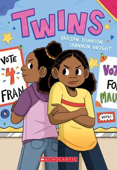 Maureen and Francine Carter are twins and best friends. They participate in the same clubs, enjoy the same foods, and are partners on all their school projects. But just before the girls start sixth grade, Francine becomes Fran -- a girl who wants to join the chorus, run for class president, and dress in fashionable outfits that set her apart from Maureen. A girl who seems happy to share only two classes with her sister! Maureen and Francine are growing apart and there's nothing Maureen can...