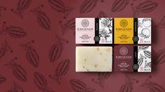Ecrin De Fleur - Global Design on Packaging of the World - Creative Package Design Gallery