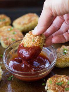 Vegan No-Chicken Nuggets