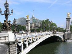 Ponte Alexandre III - Paris (Foto: wikipedia)