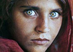 Niña-de-Afganistan