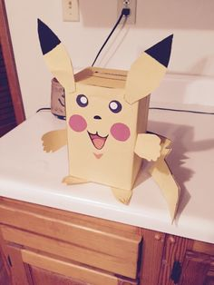 Pokemon, Pikachu valentine box