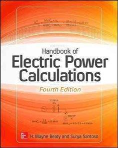 Electric power distribution engineering third edition pdf electric handbook of electric power calculations fandeluxe Images