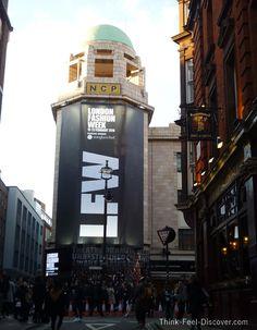 BFC SHOW SPACE  Brewer Street Car Park LFW FEBRUARY 2016  Photographer credits: Chrysanthi Kosmatou,Fashion Editor of Think-Fel-Discover.com  #BrewerStreetCarPark #LFW #London #LondonFashionWeek #AW16 #Fashion #fashionstyle #Fashionblogger #fashionblog #pinterest #fashionphotography