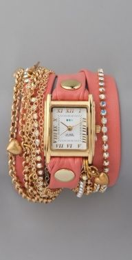 Lovely #spring #watch #Fashion, #Booodl, #Favourite, #Want