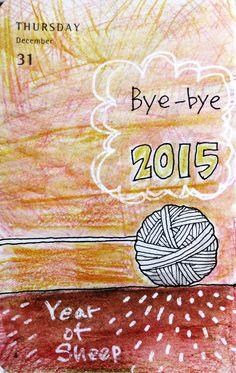 モレスミデイズ: Bye-bye 2015