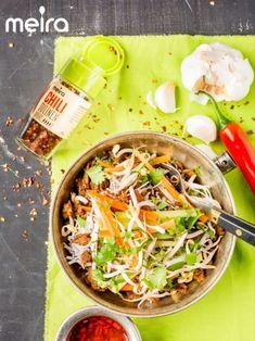 Vietnamilainen nuudelikulho nyhtökaurasta  2:lle Vaikeusaste: keskivaikea Valmistusaika: 45 min (Vegaaninen, laktoositon, ei sisällä pähkinää, ei sisällä kananmunaa,...