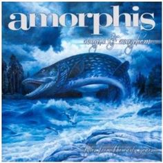 Amorphis [Magic And Mayhem - Tales From The Early Years]. 2010. Artwork : Kristian Wahlin.