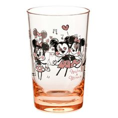 Cup Mickey & Minnie, Pluto graffiti Disney Home, Mickey Minnie Mouse, Pint Glass, Graffiti, Tumbler, House Ideas, Products, Teapot, Mugs