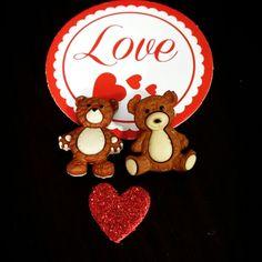 Ositos una pareja de amor que inspiran para este San Valentin