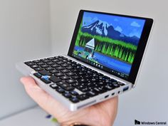 If you thinking to Buy GPD Pocket Mini Laptop Notebook then you should have to Check out New Technology Gadgets, Cool Technology, Computer Technology, Electronics Gadgets, Electronics Projects, Computer Diy, Computer Gadgets, Micro Computer, Arduino Projects