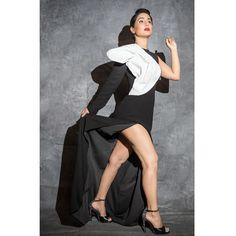 Hindi Actress, Bollywood Actress, Indian Star, Indian Tv Actress, Bridal Photoshoot, Hot Actresses, Sexy Legs, Peplum Dress, Ballet Skirt
