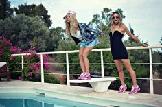 StyledOn connects you to a stylish community through the brands and products you love. Fashion Photography, Modeling Photography, Gals Photos, Commercial Modeling, Fashion Advertising, People Like, Nasty Gal, Night Out, Style