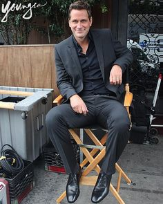 Team Charles, anyone? Peter Hermann on the set of Younger Season 2. New episodes Wednesdays at 10/9C on TV Land. Click to discover full episodes.