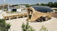 Eco-friendly house with solar panels, Madrid, Spain: Most beautiful houses in the world