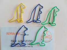 Kangaroo paperclips! I need this for the office.