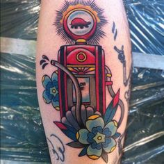 Descubre América del Norte con estos tatuajes americanos - https://www.tatuantes.com/descubre-america-con-estos-tatuajes-americanos/ #tattoo