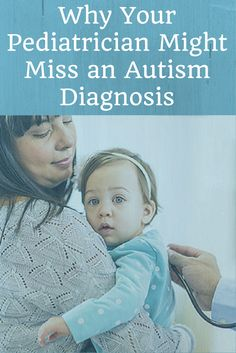 Autism spectrum disorders can be tricky to diagnose — even experts can miss the signs if they only spend a few minutes with a young child.