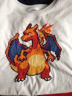 HOW TO: Cross Stitch Shirts - Imgur